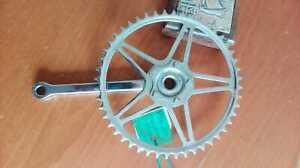 MAGISTRONI RIGHT CRANK 170 mm + CHAIN RING 48 TEETH