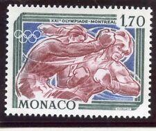 STAMP / TIMBRE DE MONACO  N° 1061 ** SPORT / JO DE MONTREAL / BOXE
