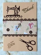 Blank Card Handcrafted Cards
