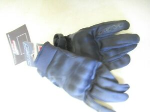 FIVE BRAND MOTORCYCLE STREET GLOVES - GLOBE SHORT   MENS EXTRA LARGE BLACK