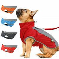 Wasserdicht Haustier Kleidung Hundejacke Wintermantel Regenmantel Weste Hund