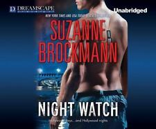 NEW! Night Watch by Suzanne Brockmann (2013, 6 CD SET)Tall, Dark and Dangerous