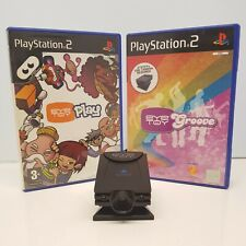 Sony PlayStation 2 Eyetoy USB Camera with Games Eyetoy Play + Eyetoy Groove