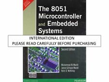 The 8051 Microcontroller and Embedded Systems : Using Assembly and C by Rolin...