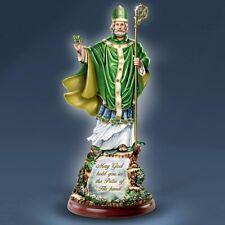 Thomas Kinkade St. Patrick: Illuminations of Ireland Sculpture Sculpted Base