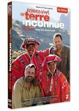RENDEZ-VOUS EN TERRE INCONNUE, ARTHUR CHEZ LES QUECHUAS AU PÉROU - DVD NEUF