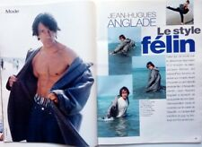 JEAN-HUGUES ANGLADE =>  coupure de presse 6 pages 1999  / FRENCH CLIPPING