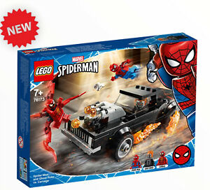 LEGO 76173 Marvel Spider-Man Ghost Rider vs. Carnage NEW Lego (6