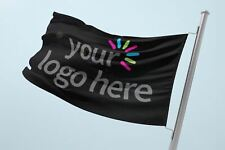 More details for custom flag | personalised flag | printed mesh banner | any size | made in uk