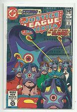 DC (1960 SERIES) JUSTICE LEAGUE OF AMERICA #190 STARRO BRIAN BOLLAND COVER - VF