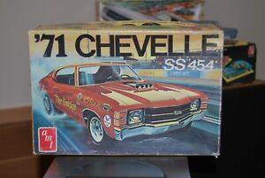 AMT 1971 Chevelle Annual kit