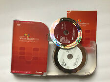 Academic Microsoft Visual Studio 2008 Professional Edition w SQL Server Develope