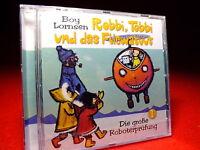 Robbi, Tobbi und das Fliewatüüt  Nr.1  Die große Roboterprüfung  NEU + OVP  CD *