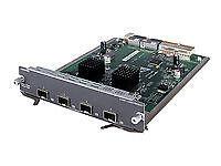 (JC091A) 4-Port 1000BASE-X Ethernet Switch