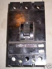 Square D Kap26200 2 Pole 600 V 200 Amp Black Face Circuit Breaker