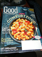 Good Housekeeping Magazine - Comfort Food Cover - March, 2014