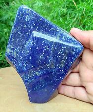 Natural Lapis Lazuli RoyalBlue Tumble/Freeform Polished Self Standing 648g