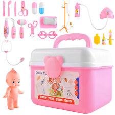 Arztkoffer Spielzeug Kinderarztkoffer Lernspielzeug Kinder 24 tlg 9511