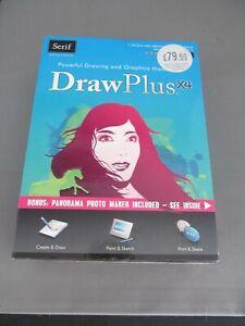NEW Serif Draw Plus x4 inc VAT