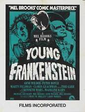 YOUNG FRANKENSTEIN Movie POSTER 27x40 C Peter Boyle Gene Wilder Marty Feldman