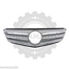 AM Front GRILLE For Mercedes-Benz C230,C250,C300,C350 CHROME MB1200148