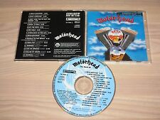 MOTÖRHEAD CD - THE BEST OF / ALLEMAND CLUB PRESS En Menthe