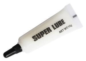 Tube Of Super Lube, White Grease For Model Railways, Lima, Hornby, Vitrains Etc