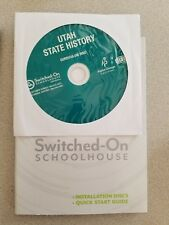 Alpha Omega, Sos, Switched on Schoolhouse 2015 Utah History