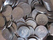 50 x 2 DM Münzen zum Sammeln oder für alte Geldspielgeräte usw.
