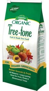 Espoma Organic Tree - Tone Fruit and Shade Tree Food 4 Pounds