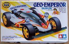 GEO-EMPEROR DASH-CB1, 1/32 TAMIYA RACING Mini 4WD, 1995 VINTAGE JAPAN RARE 18047
