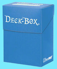 Ultra Pro DECK BOX LIGHT BLUE Card Holder NEW mtg small standard large size deck