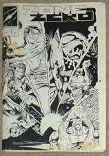 ZONE ZERO #1 COMIC BOOK ~ O-ZONE COMICS INC. ~ 1993 ~ EXCEEDINGLY RARE!!!