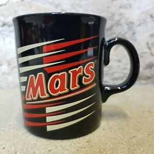 Vintage Mars Chocolate Mug Tea Coffee Cup Retro Collectable Mugs