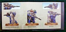Warhammer 40K Space Marines Primaris Eliminators 3 models Shadowspear Vanguard