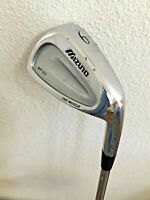 Mizuno MP-60 Cut Muscle Forged Single 9 Iron Dynamic Gold S300 Steel Stiff RH