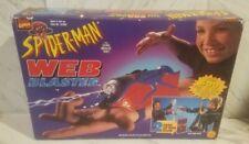 Spider-Man Web Blaster - NEW IN BOX! (1997)