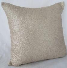 Sparkly Champagne Sequins Home Decor European Cushion Cover Pillow Case 60cm