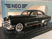 NEO 1/43 CADILLAC SERIES 62 TOURING SEDAN 1949 BLACK ART.46900