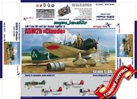 "Wingsy Kits D5-03 A5M2b ""Claude"" IJN Type 96 Carrier-Based Fighter II early 1/48"