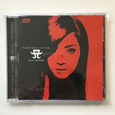 AYUMI HAMASAKI (浜崎あゆみ) HAMASAKI AYUMI [AVBD-91015] Japan Import First Press DVD