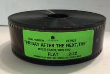 35mm Film Trailer ~The Friday After Next~ Comedy New Line Cinema