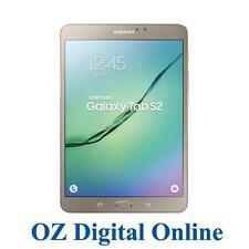 New Samsung Galaxy Tab S2 8.0 T713 (2016) Wifi 32GB Gold 8MP Tablet 1 Yr Au Wty