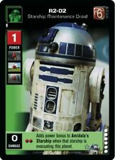 Star Wars Young Jedi CCG Enhanced Battle Of Naboo R2-D2, Maintenance Droid P13