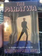 The Paratwa Book 3 By Christopher Hinz 1991 First Edition First Print