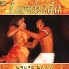 GRUPO BAHIA - LAMBADA NEW CD
