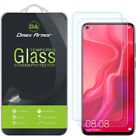 [2-Pack] Dmax Armor Tempered Glass Screen Protector for Huawei Nova 4