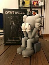 Kaws Passing Through 2007 Grey Open Edition Figure Medicom Toy