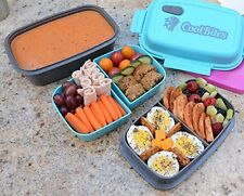Premium Japanese Style Bento Lunch Box BPA Free Leakproof Multi Layer Cool Pack