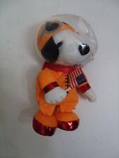 "Animated Astronaut Snoopy 10"" plush 50 Anniversary Moon Landing Peanuts NASA"